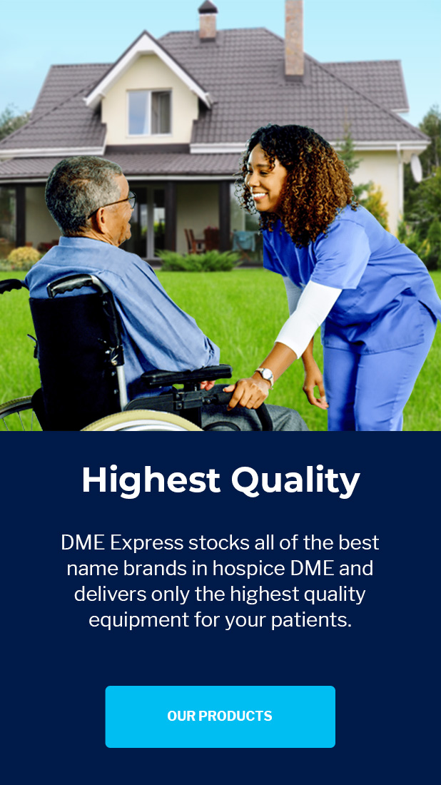 DME Express Products